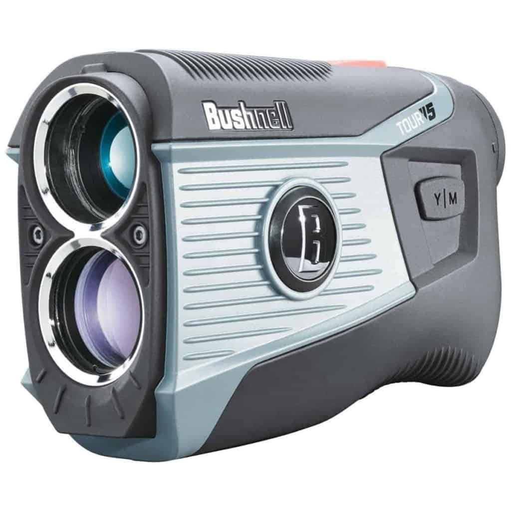 Bushnell Tour V5 Laser Entfernungsmesser | schwarz / grau
